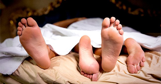 Daily Joke: Wife Caught Her Husband in Bed with Another Woman