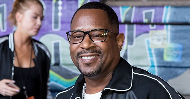 Martin Lawrence Poses with His 3 Daughters in Chic Dresses in His Ex-wife Shamicka's Father's Day Post