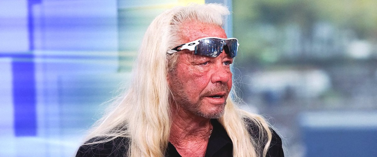 Duane Chapman Shares a Touching Throwback Photo, Posing with His Children and Wife Beth