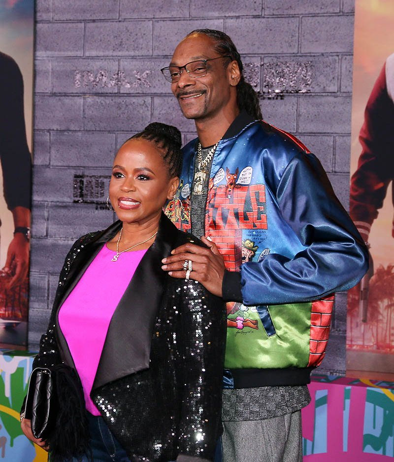 """Shante Taylor and Snoop Dogg attend the World Premiere of """"Bad Boys for Life"""" at TCL Chinese Theatre on January 14, 2020 in Hollywood, California. I Image: Getty Images."""