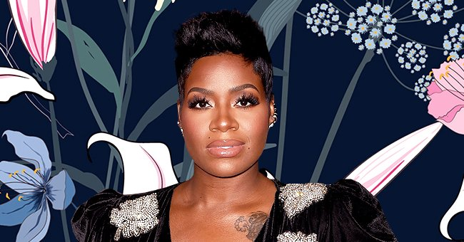 Fantasia Shares Photos of Grandson in a Blue Cap & Gown from His Pre-kindergarten Graduation