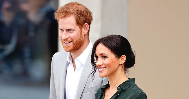 Prince Harry & Meghan Markle Send a Letter to Charity StreetGames with Their Royal Monogram