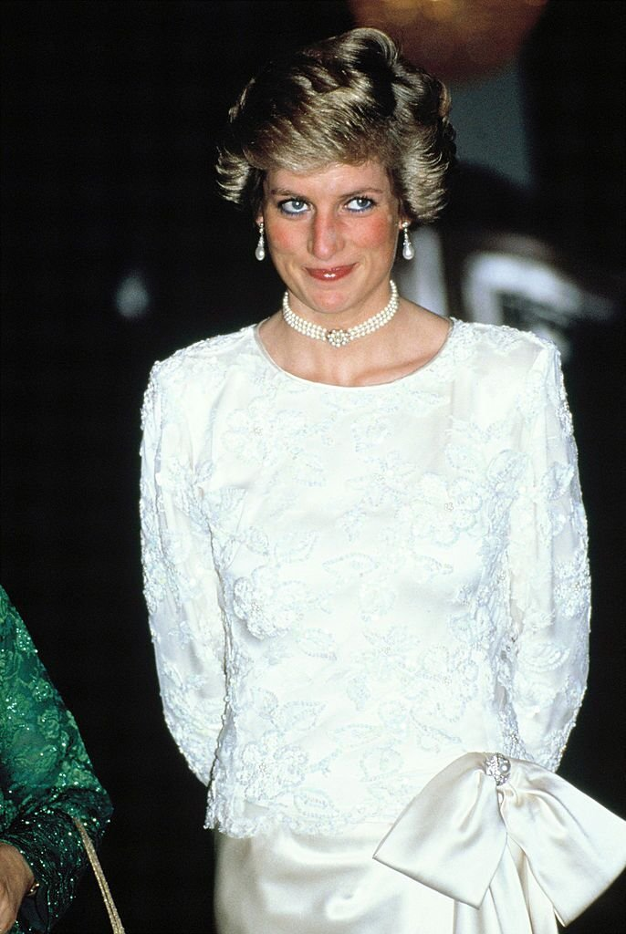 Diana, Princess of Wales, in 1988. | Source: Getty Images