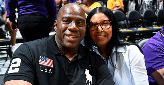Magic & Cookie Johnson Share Touching Tributes as They Celebrate Their 29th Wedding Anniversary