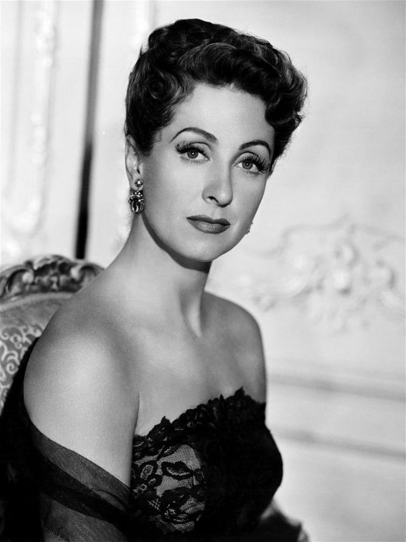 L'incontournable Danielle Darrieux en 1951. l Source : Wikipedia