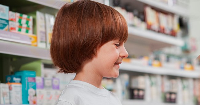 Parable of the Day: A Little Boy Went into a Drugstore