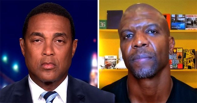 CNN's Don Lemon Questions Terry Crews over His Controversial Statements on the Black Lives Matter Movement (Video)
