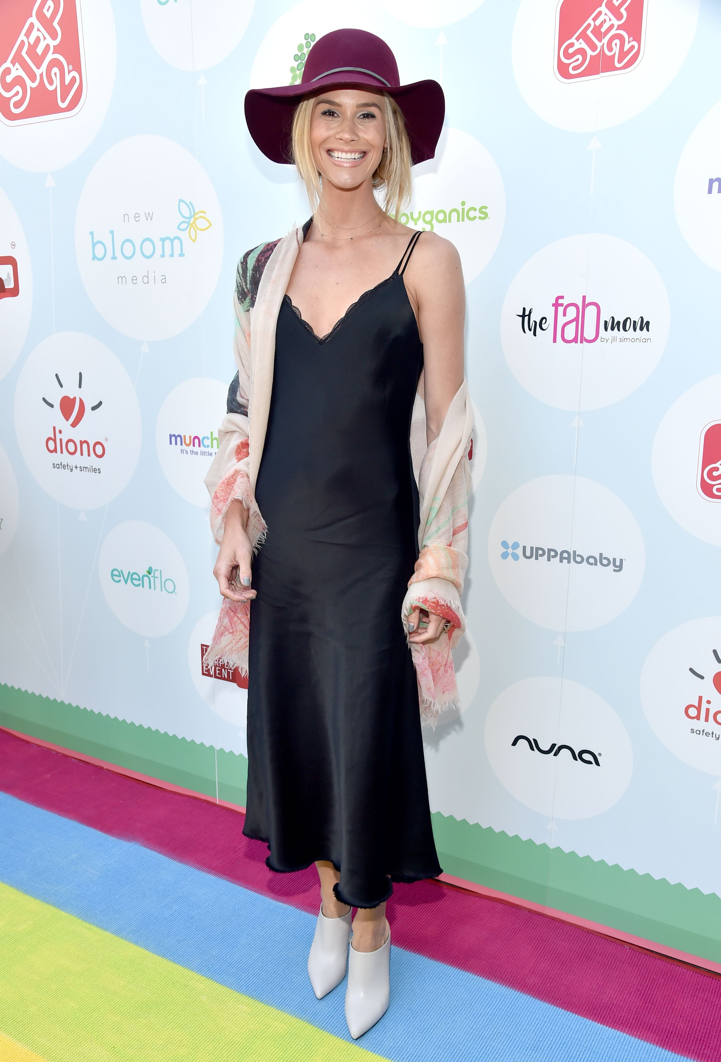 Meghan King Edmonds at Step 2 Presents 6th Annual Celebrity Red CARpet Safety Awareness Event on September 23, 2017 | Photo: Getty Images