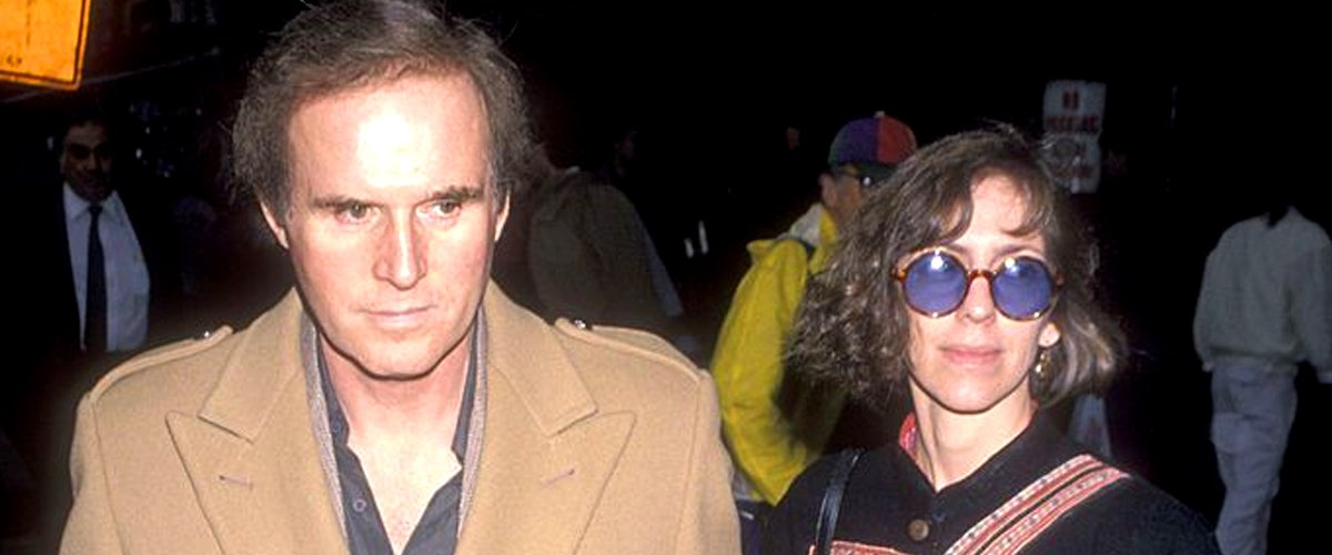 Charles Grodin and wife Elissa Durwood attend Jim Henson's Memorial Service on May 21, 1990 at The Cathedral Church of Saint | Photo: Getty Images