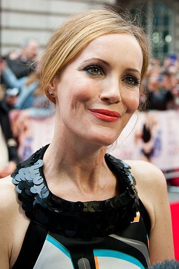 "Leslie Mann at the London gala screening for ""The Other Woman."" 