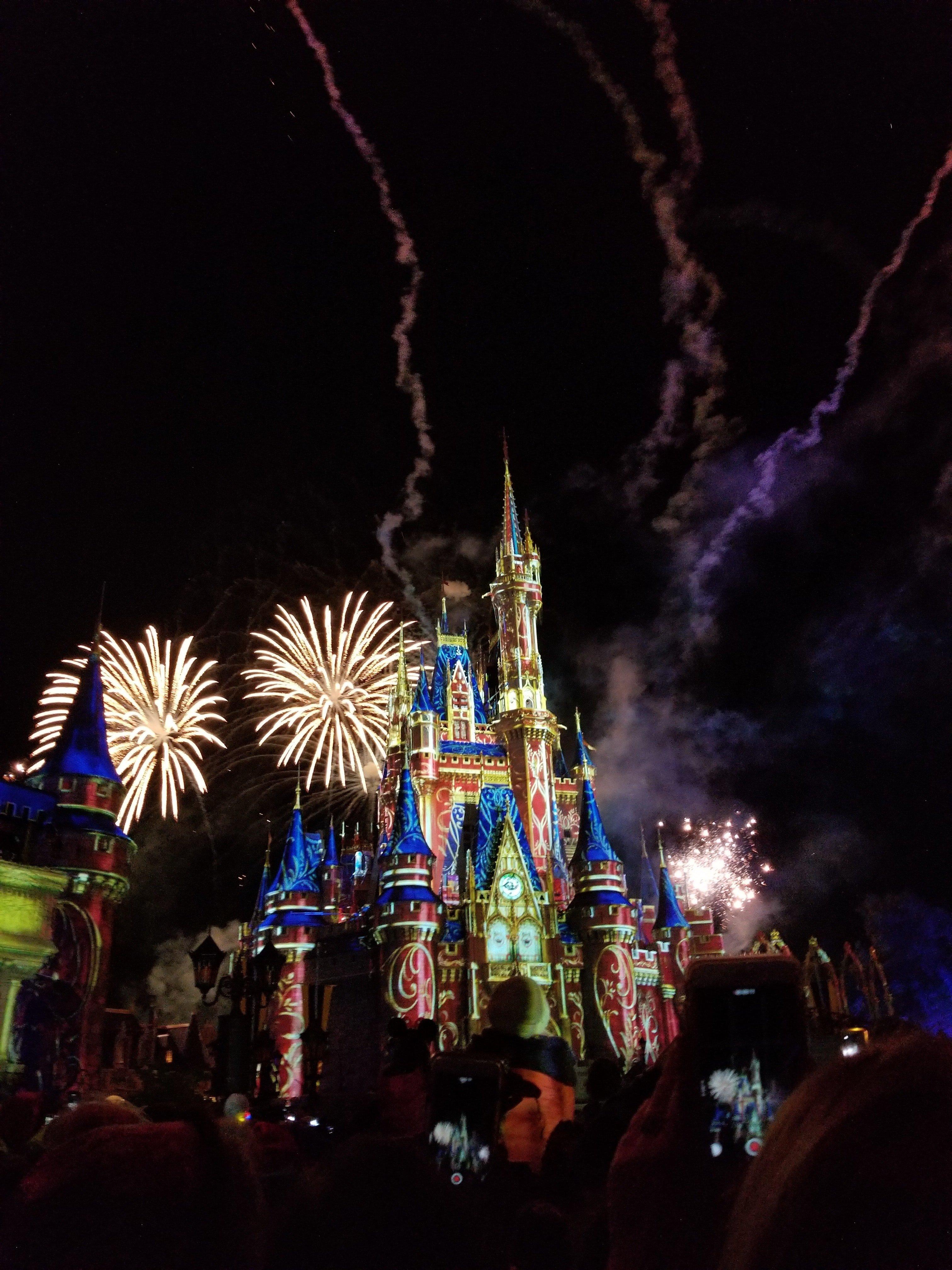 Disney Land.   Source: Pexels