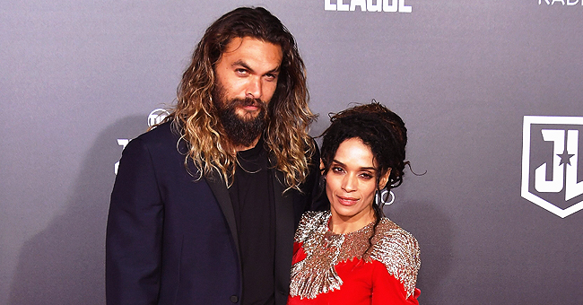 'Different World' Actress Lisa Bonet's Husband Jason Momoa Shares Pics with Their 2 Kids in Matching Outfits