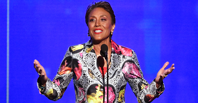 Robin Roberts Accepts NBA's 2019 Sager Strong Award & Gives Inspiring Speech