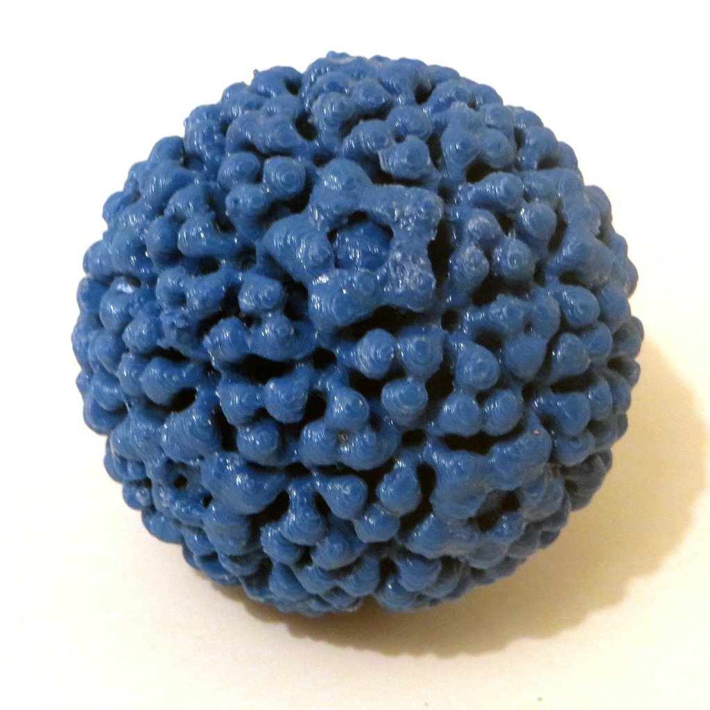 Le papillomavirus humain (VPH). l Source: Flickr