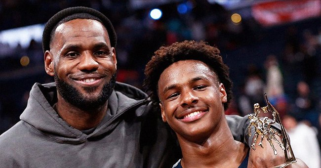 LeBron James Celebrates His Eldest Son Bronny's 16th Birthday — See His Special Tribute