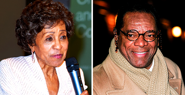 Marla Gibbs of 227 Shares Touching Tribute to John Witherspoon after Attending His Funeral Service