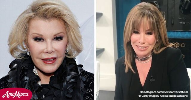 The Late Joan Rivers' Teenage Grandson Is Her 'Greatest Legacy'