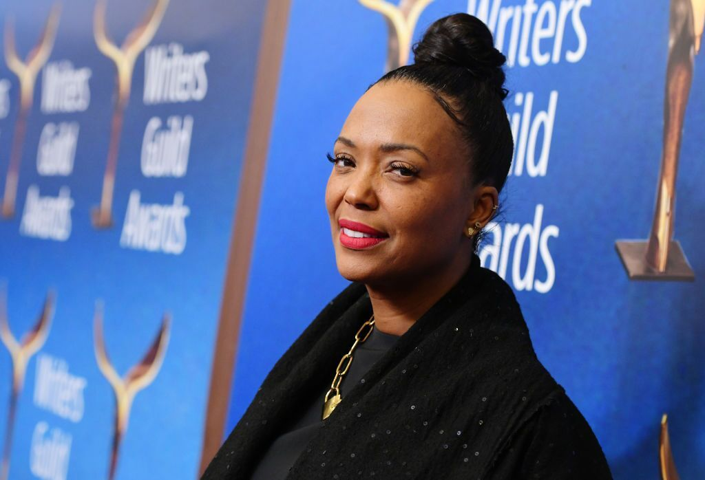 Aisha Tyler attends the 2020 Writers Guild Awards West Coast Ceremony at The Beverly Hilton Hotel on February 01, 2020 in Beverly Hills, California. | Source: Getty Images