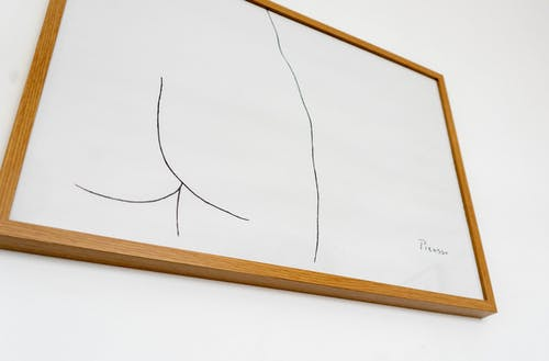 A sketch by Picasso   Source: Pexels