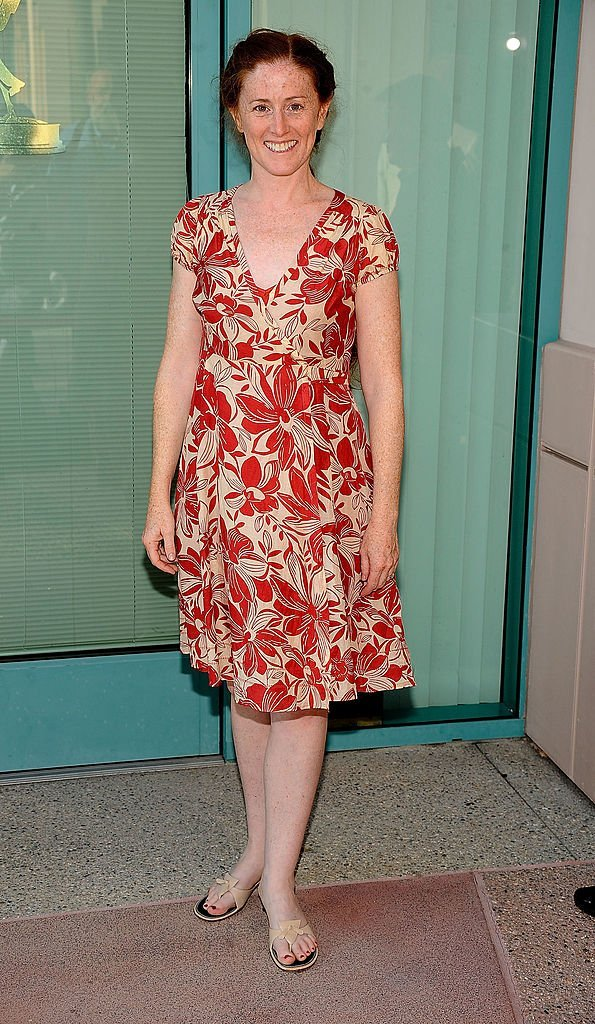 """Kami Cotler attends """"Father's Day Salute to TV Dads"""" in North Hollywood, California on June 18, 2009 