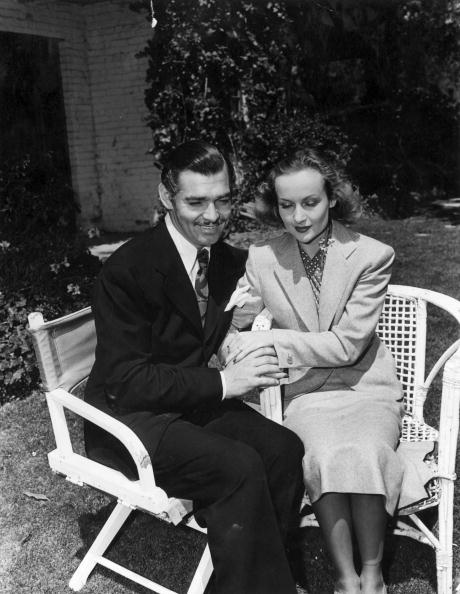 Clark Gable and Carole Lombard, circa 1939. | Photo: Getty Images