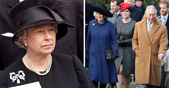 Daily Mail: Royal Family to Back the Queen and Ensure She Doesn't Feel Completely Alone after Mourning