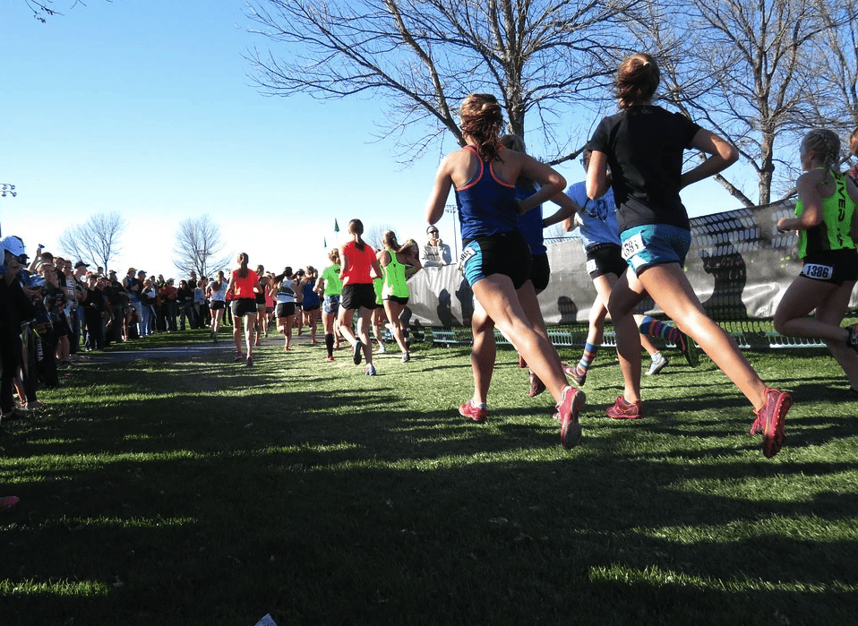 A photo of runners during a race | Photo: Pixabay