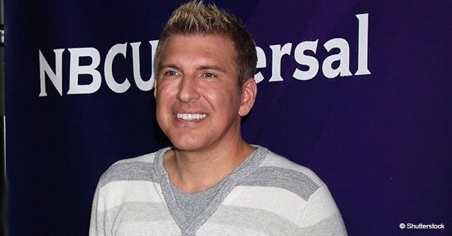 Todd Chrisley's Biracial Granddaughter Melts Fans' Hearts in Cute Photos