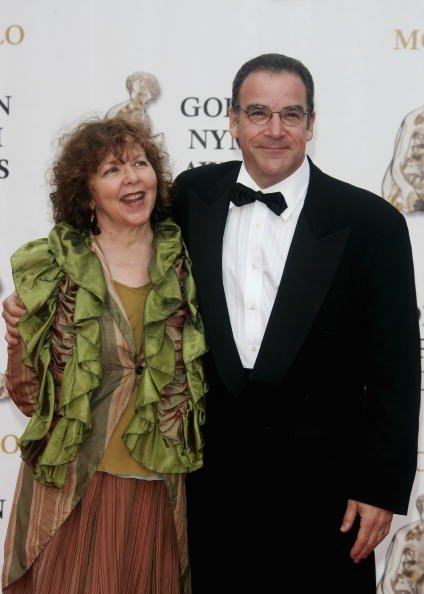 Actor Mandy Patinkin (R) and wife Kathryn Grody attend the 2007 Monte Carlo Television Festival closing ceremony held at Grimaldi Forum on June 14, 2007, in Monte Carlo, Monaco. | Source: Getty Images.