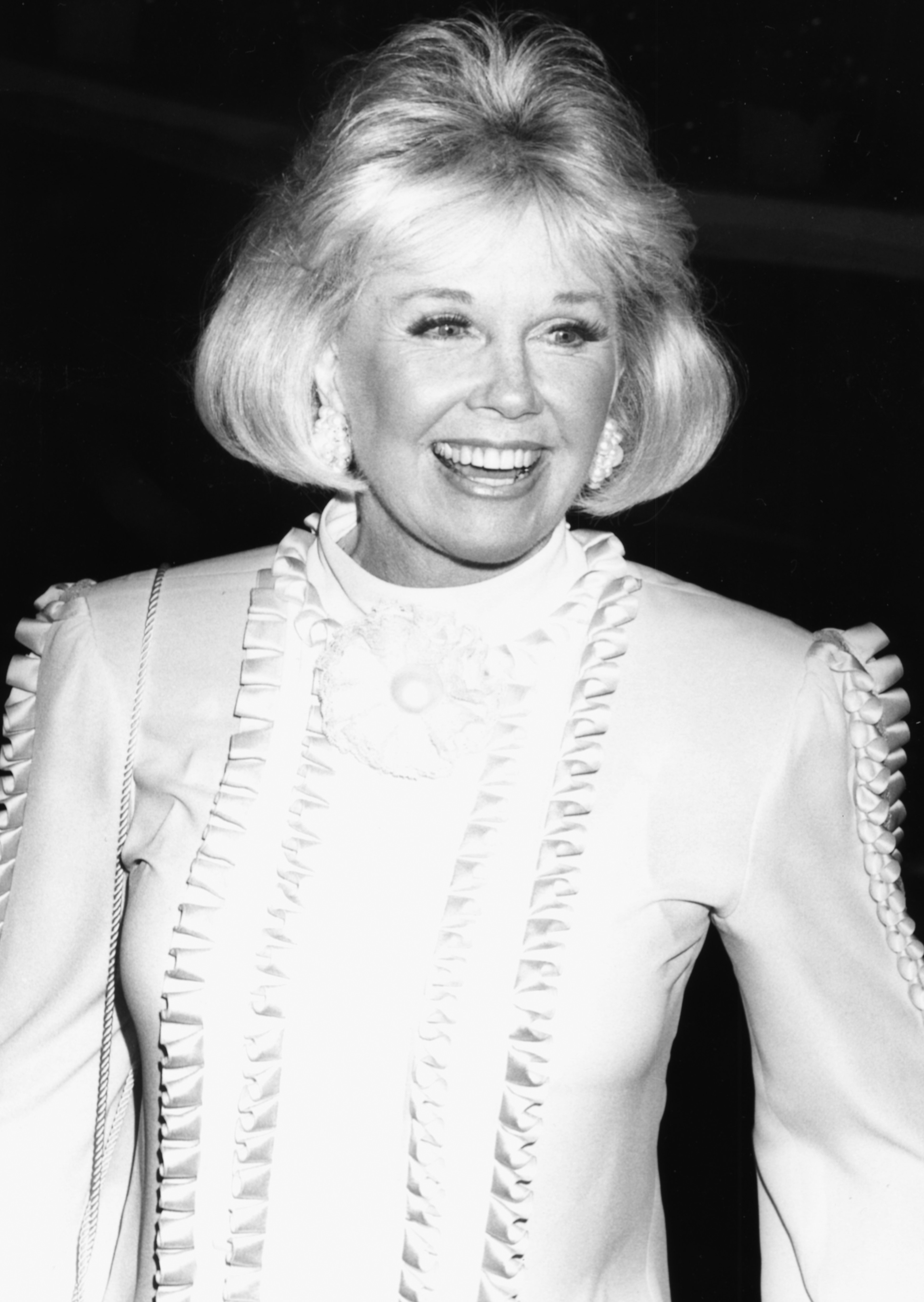 Doris Day 46. Annual Golden Globe Awards | Quelle: Getty Images