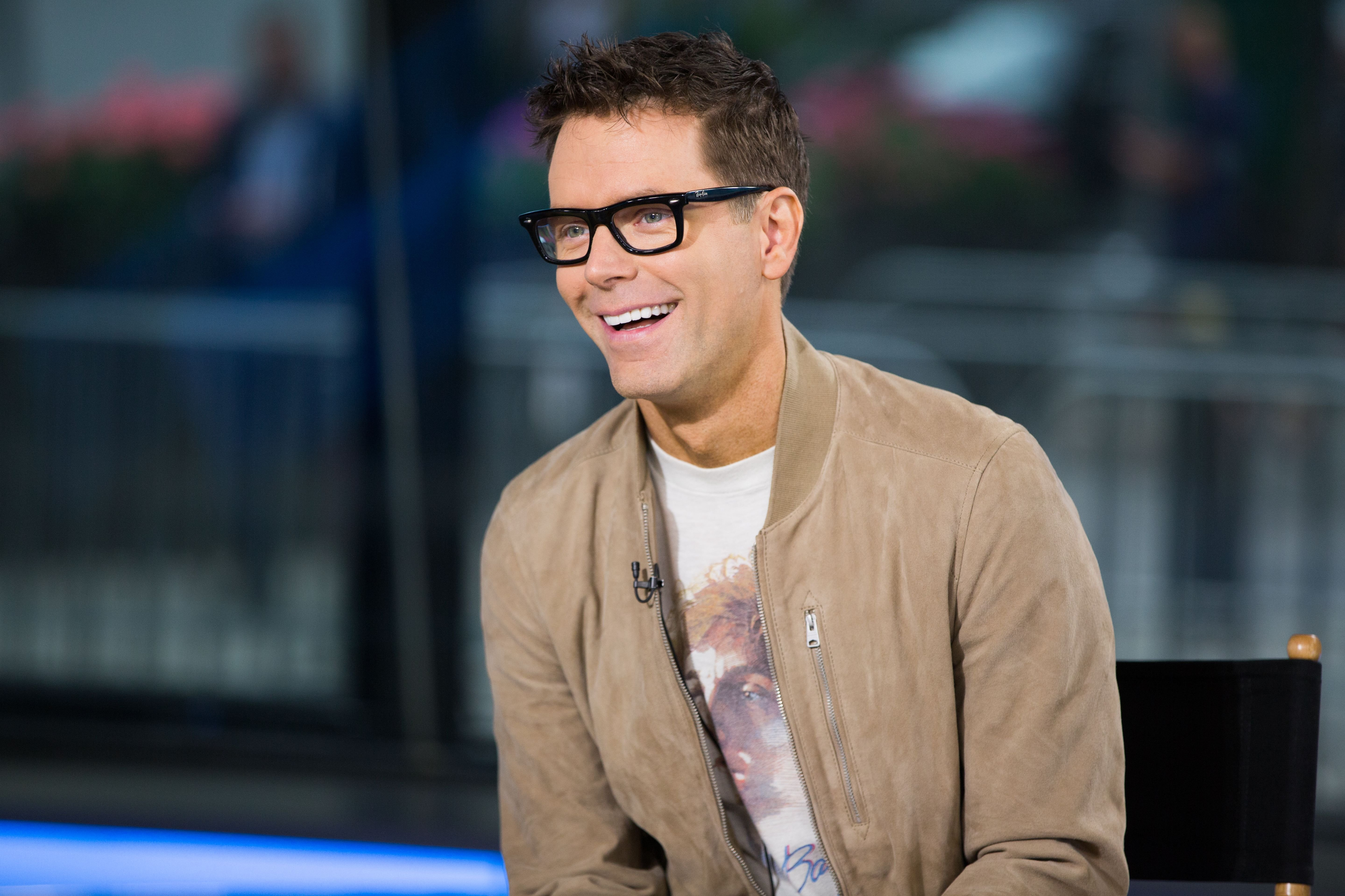Bobby Bones at Today - Season 67 on Tuesday, June 19, 2018 | Photo: Getty Images