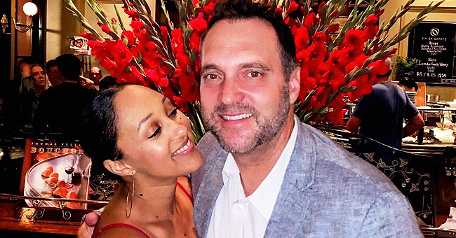 Tamera Mowry Lovingly Gazes at Husband Adam Housley in Sweet Photo from Date Night