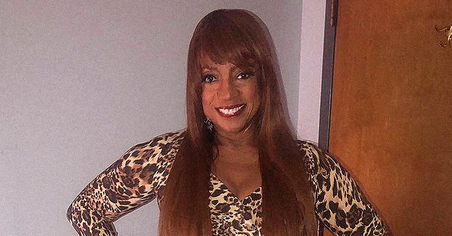 BernNadette Stanis of 'Good Times' Shares Throwback Photo with Sister Debbie at an Award Show
