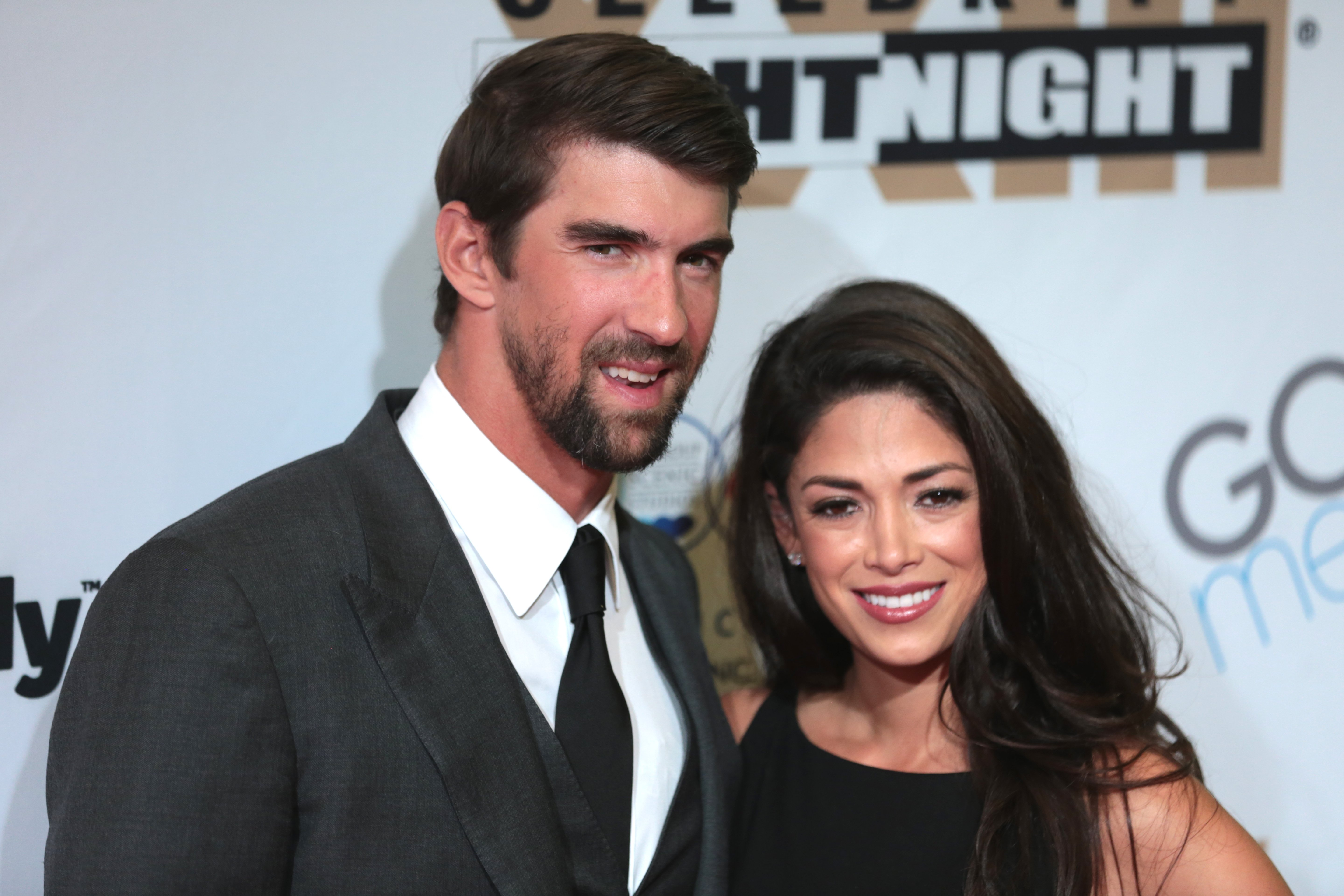 Michael Phelps and Nicole Johnson, 18 March 2017 l Photo: Wikimedia Commons/Creative Commons Attribution-Share Alike 2.0 Generic