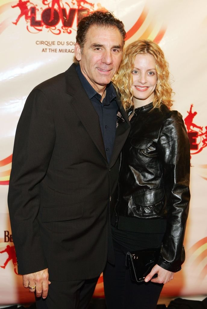 Michael Richards and actress Beth Skipp at The Mirage Hotel & Casino on June 30, 2006 | Photo: Getty Images