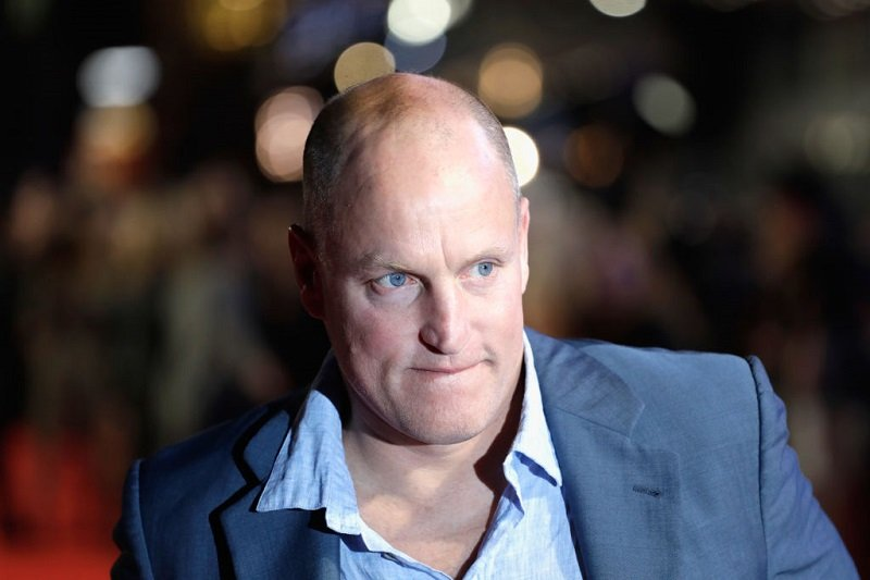 Woody Harrelson on October 15, 2017 in London, England | Photo: Getty Images