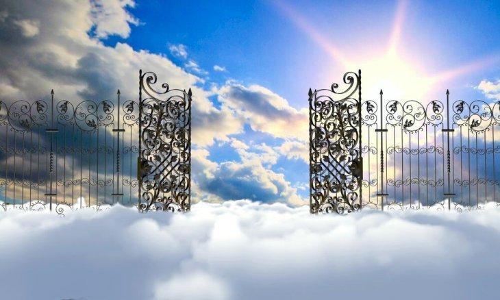 Les portes du paradis. Photo : Shutterstock