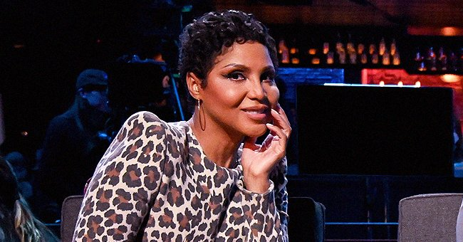 Toni Braxton Leaves Fans in a Frenzy Showing Her Figure in a $446 Sheer Jacquemus Dress (Photo)