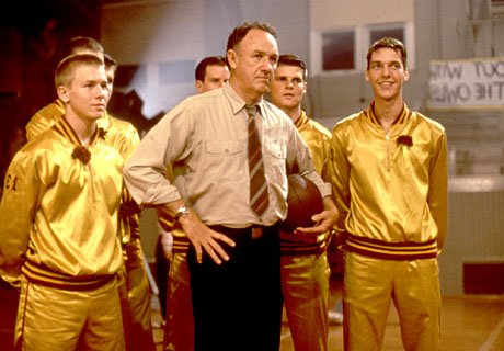 Hoosiers. Image Source: Orion Pictures. YouTube/Movieclips