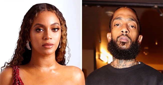 Beyoncé Pays Tribute to Late Rapper Nipsey Hussle on His Birthday