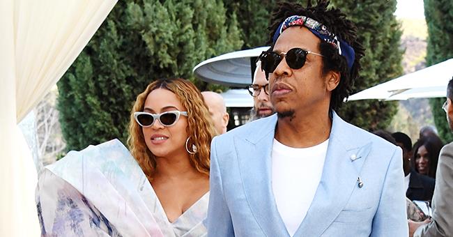 Beyoncé's Publicist's Message to Beyhive after Courtside Clip of Singer & Nicole Curran