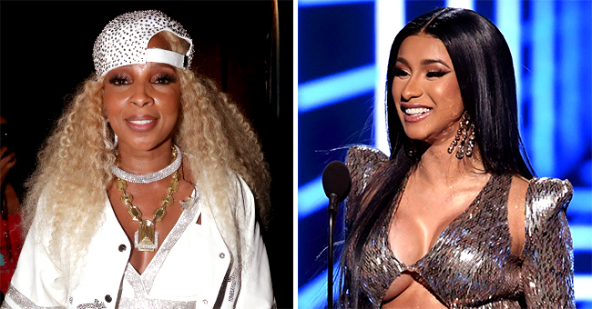 Mary J. Blige Shows Real Love for Cardi B after BET Award Win over Beyoncé & Jay-Z