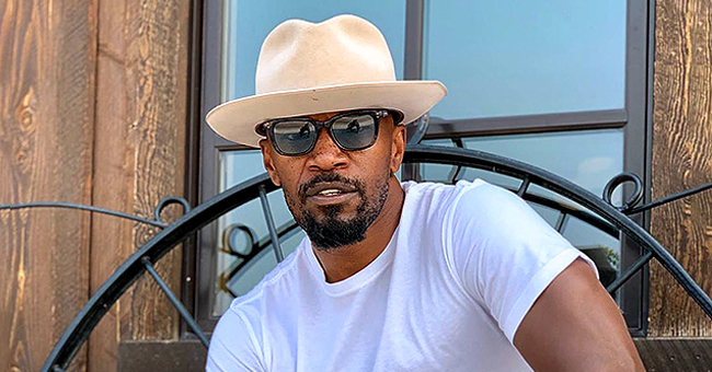 Jamie Foxx Shares Photo with His 2 Lookalike Daughters Following Split from Katie Holmes