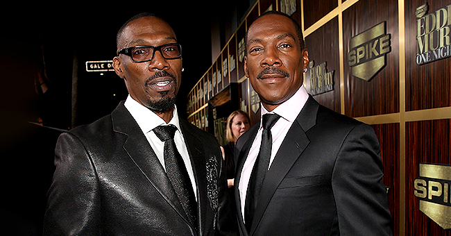 Eddie & Charlie Murphy Have a Brother Who Became Famous from '80s Rap Group K-9 Posse
