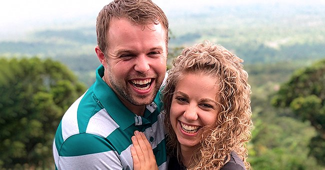 John David and Abbie Duggar of 'Counting On' Fame Share First Photos at Home with Newborn Baby Grace Annette