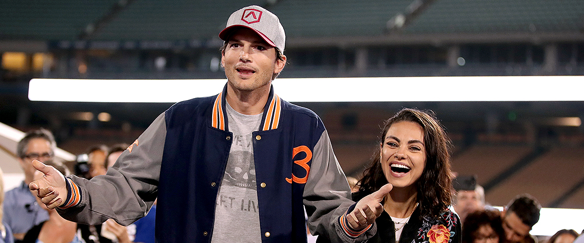A Timeline of Ashton Kutcher and Mila Kunis' Love Story