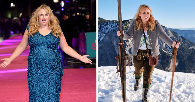 Rebel Wilson Looks Slimmer Than Ever as She Climbs to the Top of a Hill after Weight Loss