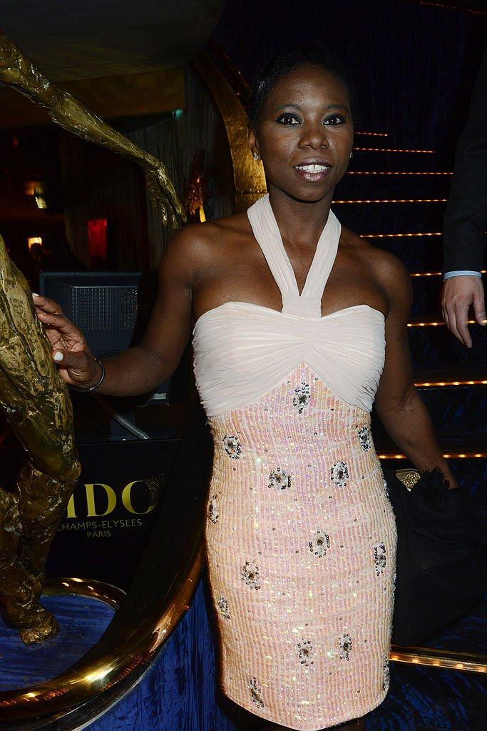 Surya Bonaly attends the Paris Nuit 2013 Night Clubbing Awards Ceremony at Le Lido on November 25, 2013 | Photo: Getty Images