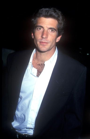 1993 file photo of John F. Kennedy Jr. | Photo: Getty Images