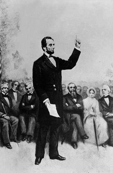 Abraham Lincoln, the sixteenth president of the United States of America was assasinated. | Photo: Getty Images